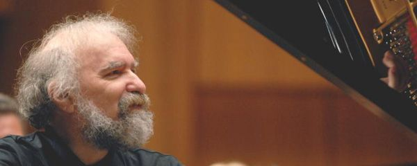 Radu Lupu: Concerts in Dresden and Berlin