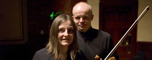 Duo Thomas Zehetmair & Ruth Killius