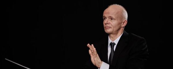 Thomas Zehetmair conducts in Porto, Riga and Moscow