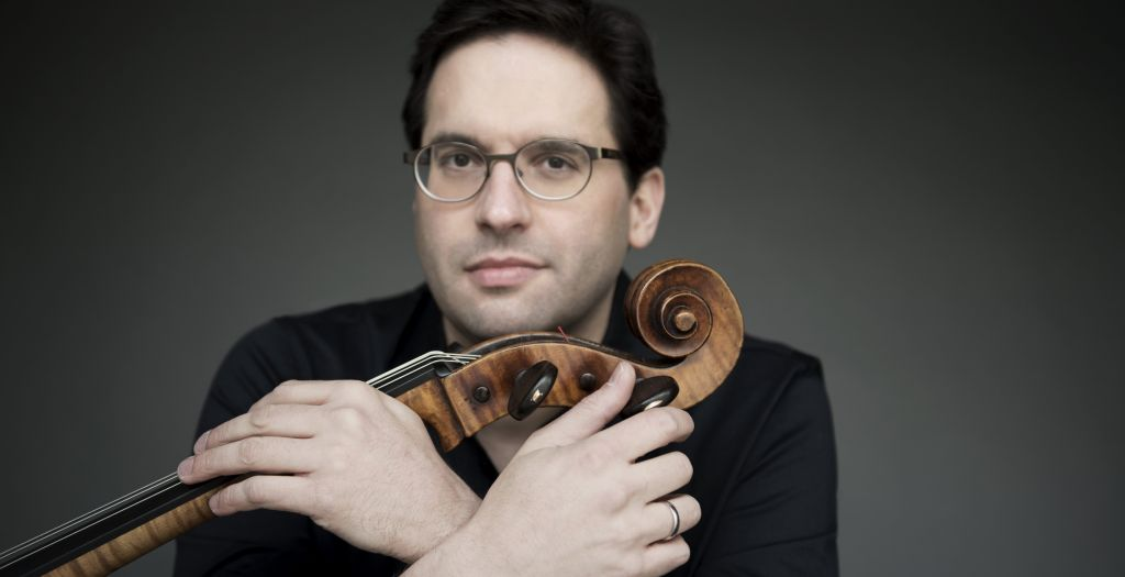 Christian Poltéra on tour with Isabelle Faust and Brahms' Double Concerto