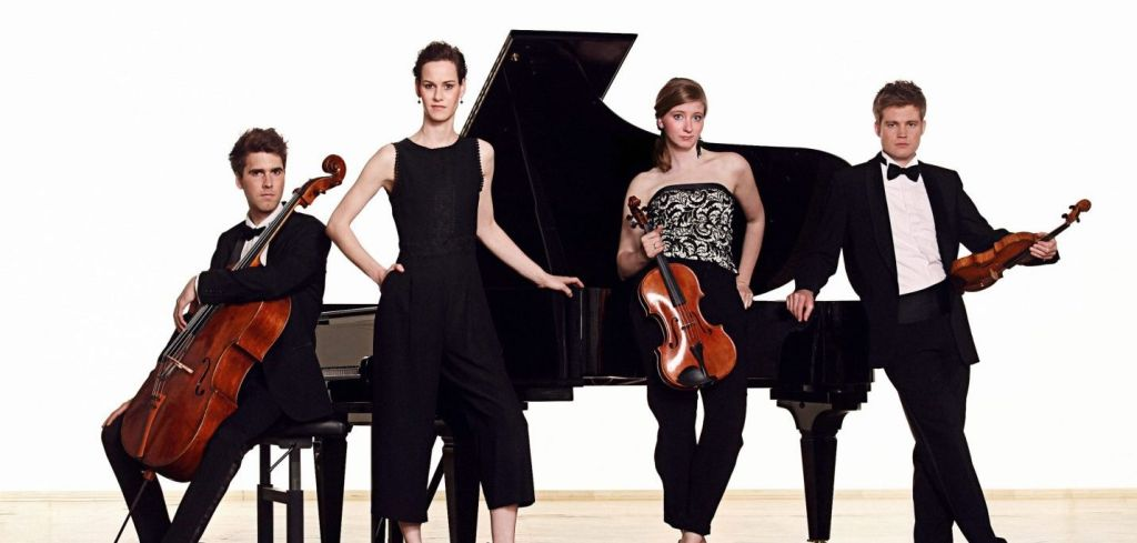 Two weekends full of music with the Notos Quartett