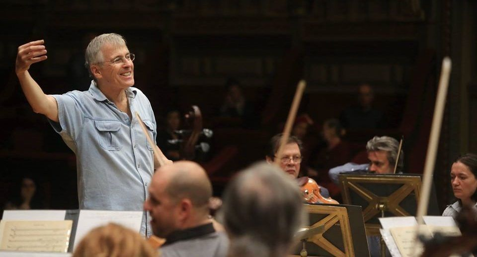 Christian Zacharias becomes Honorary Director of George Enescu Philharmonie Bucharest