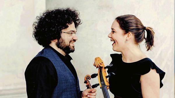 New Duo-CD with Jonian Ilias Kadesha